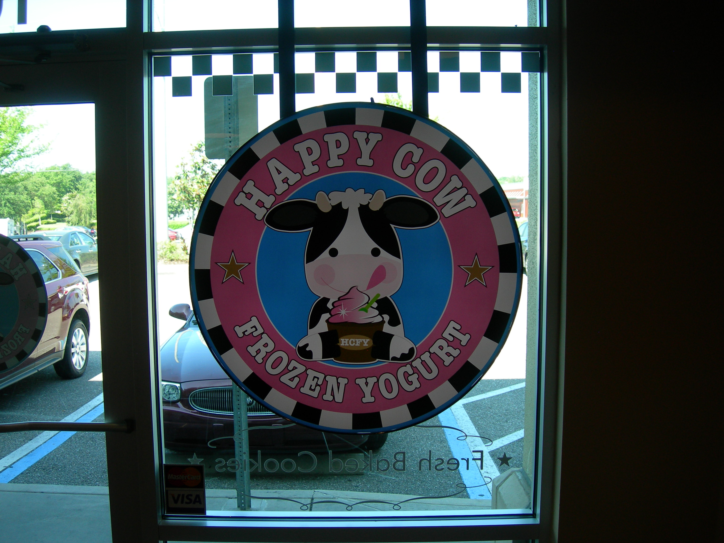 Happy Cow Yogurt Shop